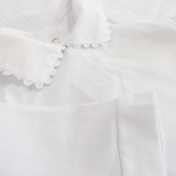 Body Golinha Branco Saída Maternidade