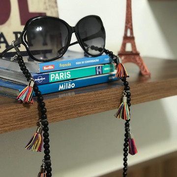 Cordinha salva óculos