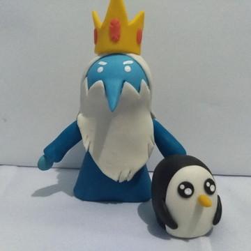 Rei Gelado e Gunter - Hora de Aventura
