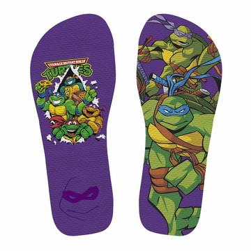 Chinelo As Tartarugas Ninja   Teenage Mutant Ninja Turtles