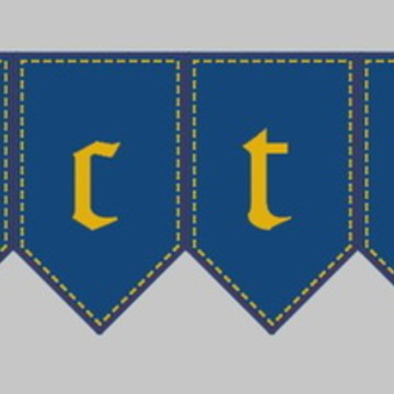 Bandeirola para decoração