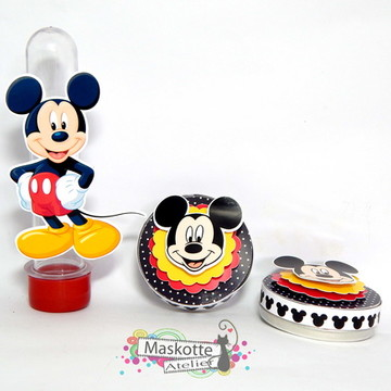 Kit festa - latinha + tubete Mickey