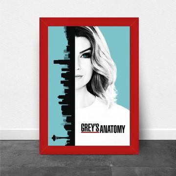 Poster/Quadro Greys Anatomy