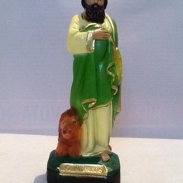 Imagem São Marcos Escultura Em Gesso Estatua Santo Católico