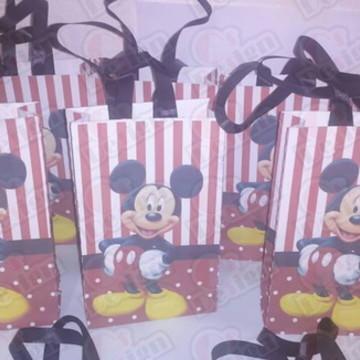 Sacolinha Mickey