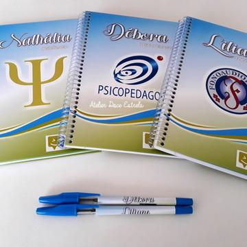 Caderno Profissões - Clínica- Corporativa