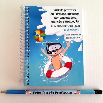 Caderno Dia dos Professores - Natação