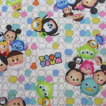 Tecidinho Importado Baby Disney