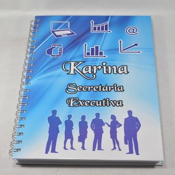 Caderno Personalizado - Profissões - Administração
