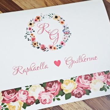 SHOW DE PROMOÇÕES - Convite de Casamento barato