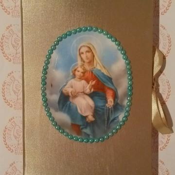 Caderno / diário espiritual