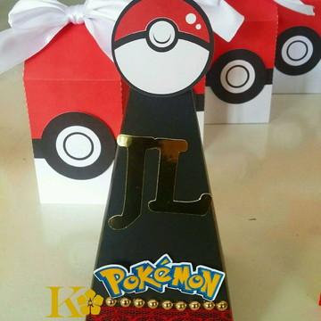 lembrança Pokemon