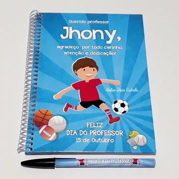 Caderno Dia dos Professores - Educação Física