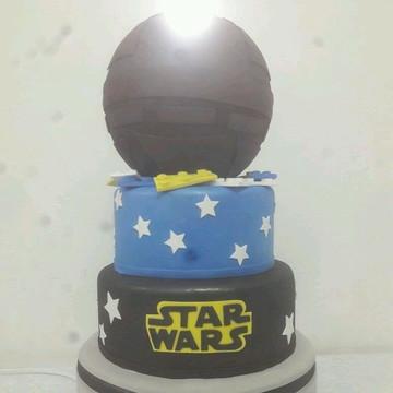 Bolo fake Star Wars