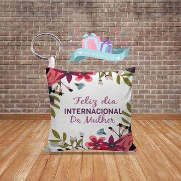 chaveiro dia internacional da mulher