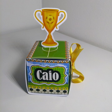 CAIXA PASSA FITA - Futebol