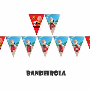 Bandeirola - Snoopy