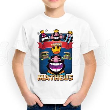 Camiseta Clash Royale Emotes