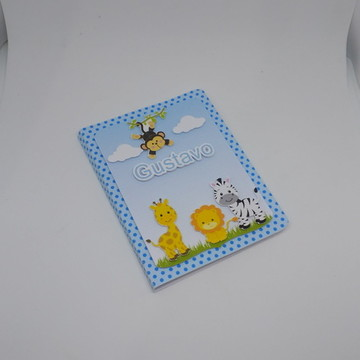 Bloquinho personalizado para nascimento/ maternidade