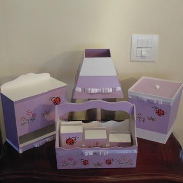 Kit Higiene para bebê feminino N° 53