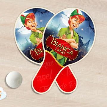 Raquete de ping pong peterpan