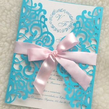 Convite de Casamento - CL.008
