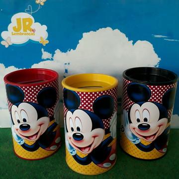 Cofre Personalizado Mickey
