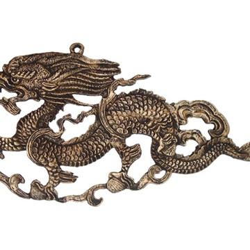 DRAGAO CHINES PAREDE 37,5 cm comprimento
