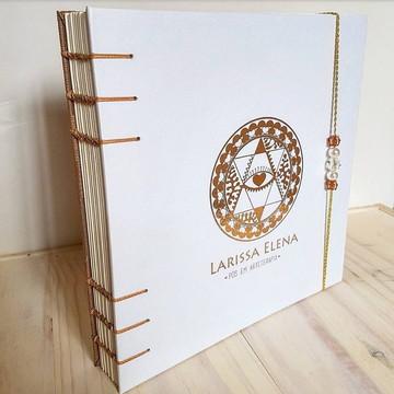 Caderno Personalizado com sua logo ou tema preferido!