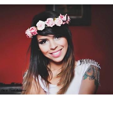 Guirlanda Rose
