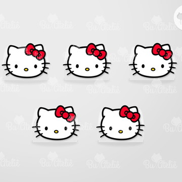 Forminha - Hello Kitty