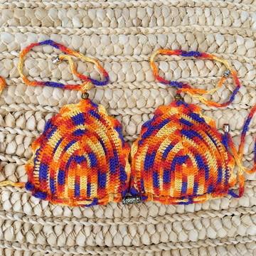 Biquíni de Crochê (M)