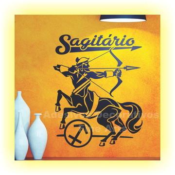 Adesivo Decorativo Signos Z Sagitário