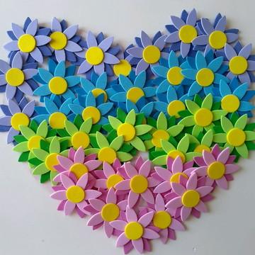 Aplique Flor - EVA