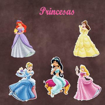 Recortes - Princesas