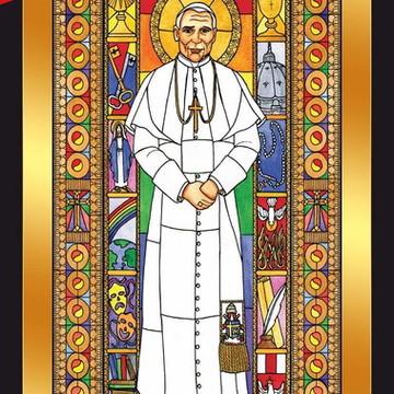 Quadro Imagens Sacras Católicas - São João Paulo II