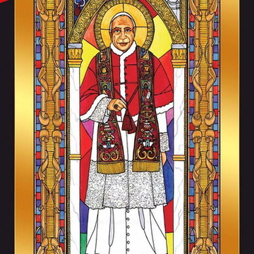 Quadro Imagens Sacras Católicas - São João Xxiii