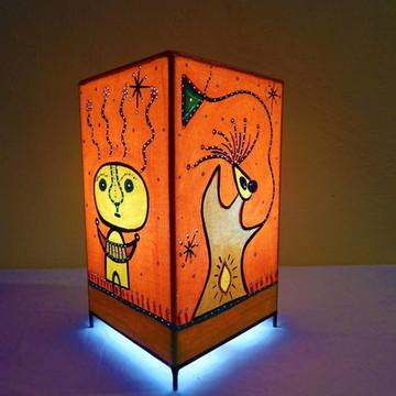 Luminaria Joan Miró