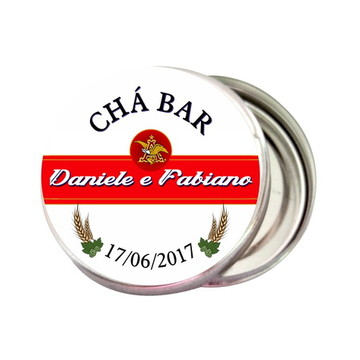 LATINHA MINT TO BE - CHA BAR