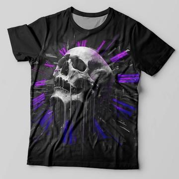 Camiseta Time Skull