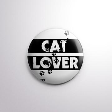 Botton - Cat Lover