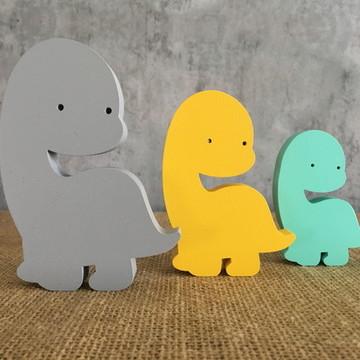 Dinossauros Baby Trio