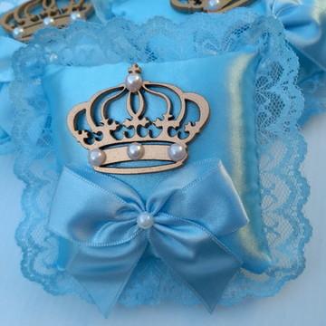 Lembrancinha Cinderela Coroa Dourada