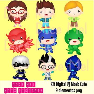 Kit Digital Heróis 1