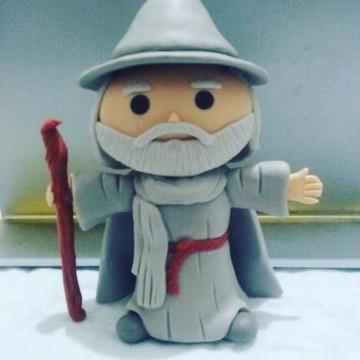 Gandalf - Miniatura de Biscuit