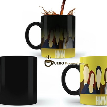 Caneca Mágica How I Met Your Mother
