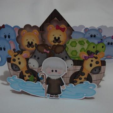 Caixa Arca de Noé #1