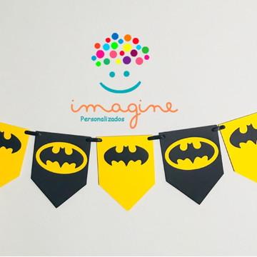 Bandeirola Batman Herói
