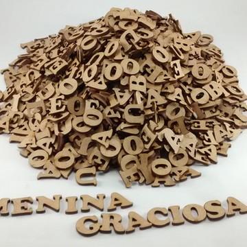 Alfabeto Kit C/40 Alfabetos 1040 Letras Frete Grátis