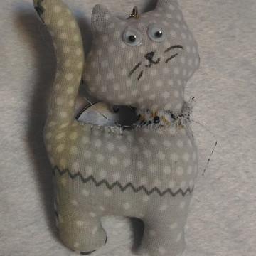 Chaveiro de Gato 1